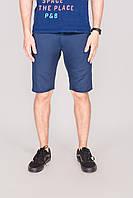Мужские шорты чинос Outfits - Сlassic Navy темно-синие (чоловічі шорти)
