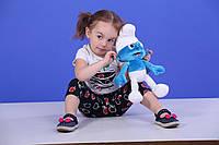 Мягкая игрушка смурфик 37 см, фото 1