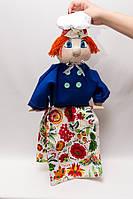 Кукла Vikamade Пакетница Повар