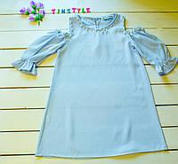 Нарядное нежное платье для девочки 4-12 лет , фото 1