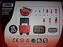 Детский набор инструментов верстак тележка, фото 4