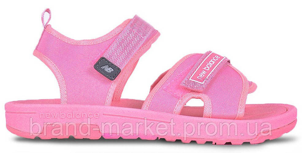 52b6a412c027c Женские сандалии New Balance Sandals Pink (Ню беланс, розовые) - Магазин  обуви Brand