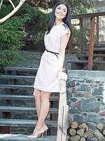 Стильное летнее платье, фото 1