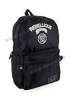 Городской рюкзак E&Y 606 black Рюкзаки молодежные - Большой ассортимент, низкие цены!