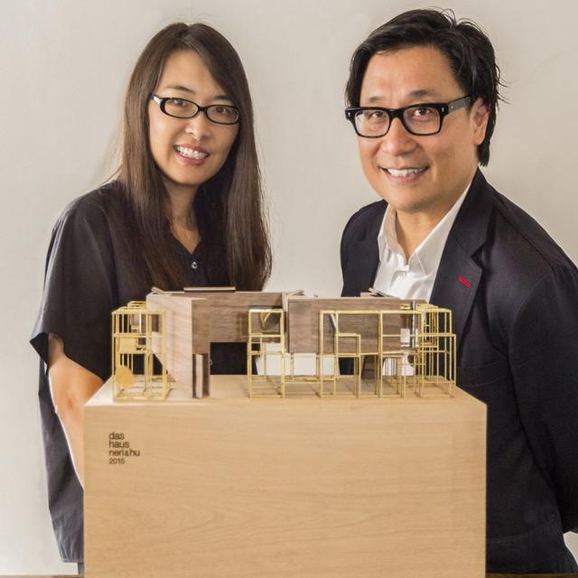 «Das Haus — интерьер на сцене»: архитекторы из Шанхая. Интервью с Линдоном Нери и Россаной Ху