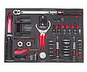 Набор инструментов (3 секция) UE3041 JTC, фото 2