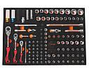 Набір інструментів для Mercedes-Benz (1 секція) MB1116 JTC, фото 2