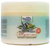 Маска для волос Triuga Тулси и хна активное восстановление аюрведическая 300 мл