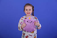 Мягкая игрушка Принцесса Пупырка с закрытым ртом (Время Приключений) 26 см, фото 1