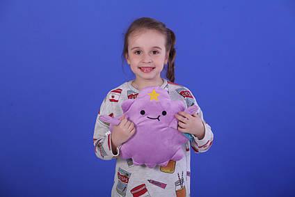 М'яка іграшка Принцеса Пупырка з закритим ротом (Час Пригод) 26 см