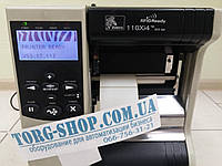 Промышленный принтер этикеток Б/У Zebra 110Xi4 (203DPI) без внутреннего смотчика (Ethernet, USB, RS232, LPT)