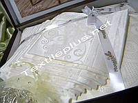 Комплект столового белья Monalife 160*220см, фото 1