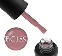 Гель-лак Boho Chic ВС 189 розовый шоколад, 6 мл