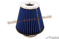 AIR FILTER SIMOTA JAU-X02209-05 60-77MM BLUE ВОЗДУШНЫЙ ФИЛЬТР