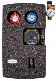 Насосная группа Heliomax UPM3 Solar 15-75 2 - 12 л/мин сдвоенная