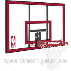 Щит баскетбольный Spalding NBA Combo 79351CN