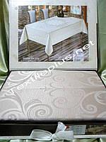 Скатертина Monalife 160*220см, фото 1