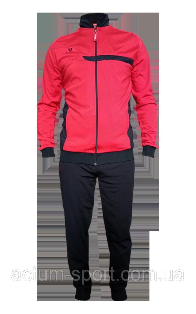 Спортивный костюм GFF Titar Красно/черный, XXL