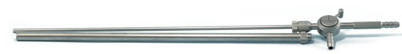 Трубка для аспірації іригації з важільним механізмом, 5-10х330 мм LPM-0705.1