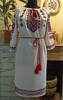 Плаття - вишиванка (вышиванка),  р. 48