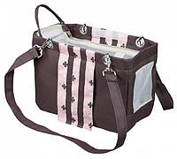 Сумка-переноска Fina Carrier для кошек и собак (14 × 20 × 26 см ) Trixie TX-28909