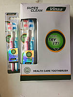 Набор зубных щеток 2 шт.