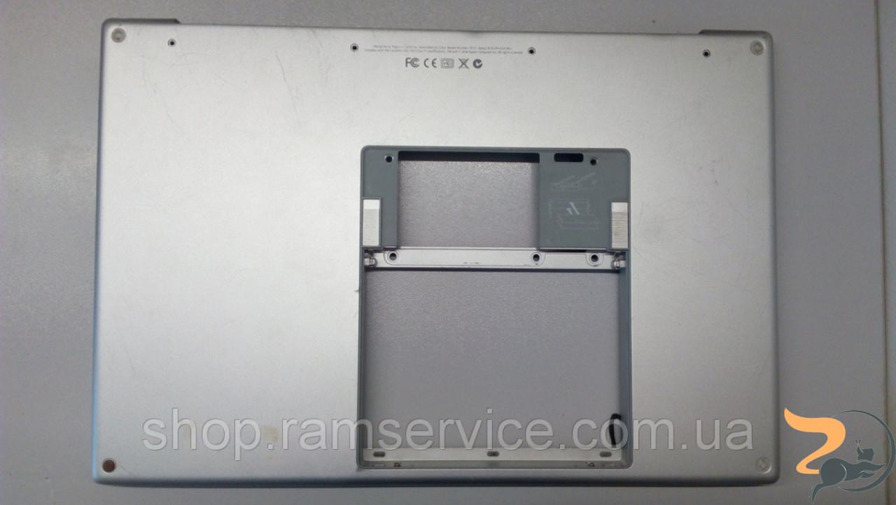 Нижня частина корпуса для ноутбука Macbook Pro A1211, б/в
