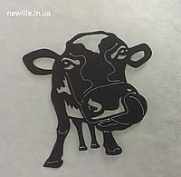 """Художньо-декоративна плазмова різка металу """"Корова"""""""
