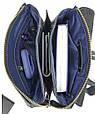 Чоловіча сумка з натуральної шкіри VATTO Mk81.1 Kr600, синій, фото 4
