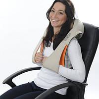 Роликовый массажер для спины и шеи