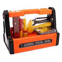 Детский набор инструментов Mega Tools Box - Мини слесарь