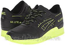 Мужские кроссовки Asics GEL-LYTE III, H636Y-9090 (Оригинал), фото 3