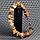 Янтарь необработанный самородки, 10*4 мм., браслет, 420БРЯ, фото 2
