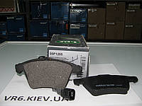 Колодки тормозные передние VW Transporter T5 LPR05P1205
