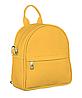 Міні рюкзак трансформер - жовтий