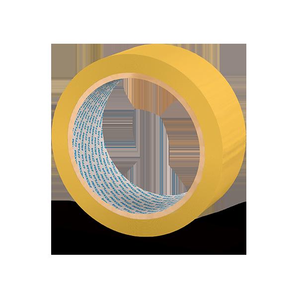 Скотч малярный Mixon Masking Tape 6260. 80°C. 25 мм x 36,5 м