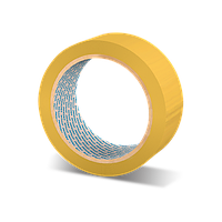 Скотч малярний Mixon Masking Tape 6260. 80°C. 38 мм x 36,5 м, фото 1