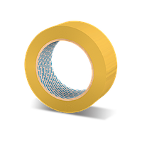 Скотч малярний Mixon Masking Tape 6260. 80°C. 50 мм x 45 м, фото 1