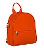 Міні рюкзак трансформер - морквяний