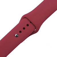 Ремешок ArmorStandart для смарт-часов Apple Watch 38mm Red Wine