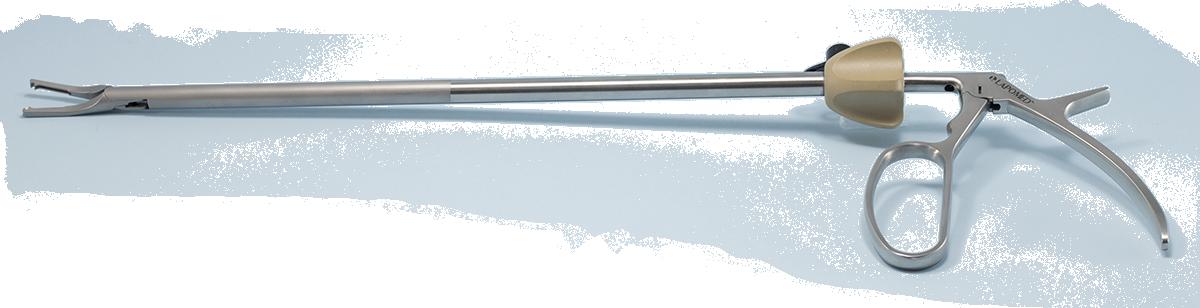 Ендокліпатор для полімерних кліпс  LAPOMED™, розмір ML LPM-0710.3