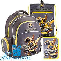 Школьный набор для мальчика Kite Transformers TF18-510S (1-4 класс)
