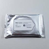 Глубоко очищающие салфетки Tony Moly Pro Clean Smoky Cleansing Tissue, оригинал