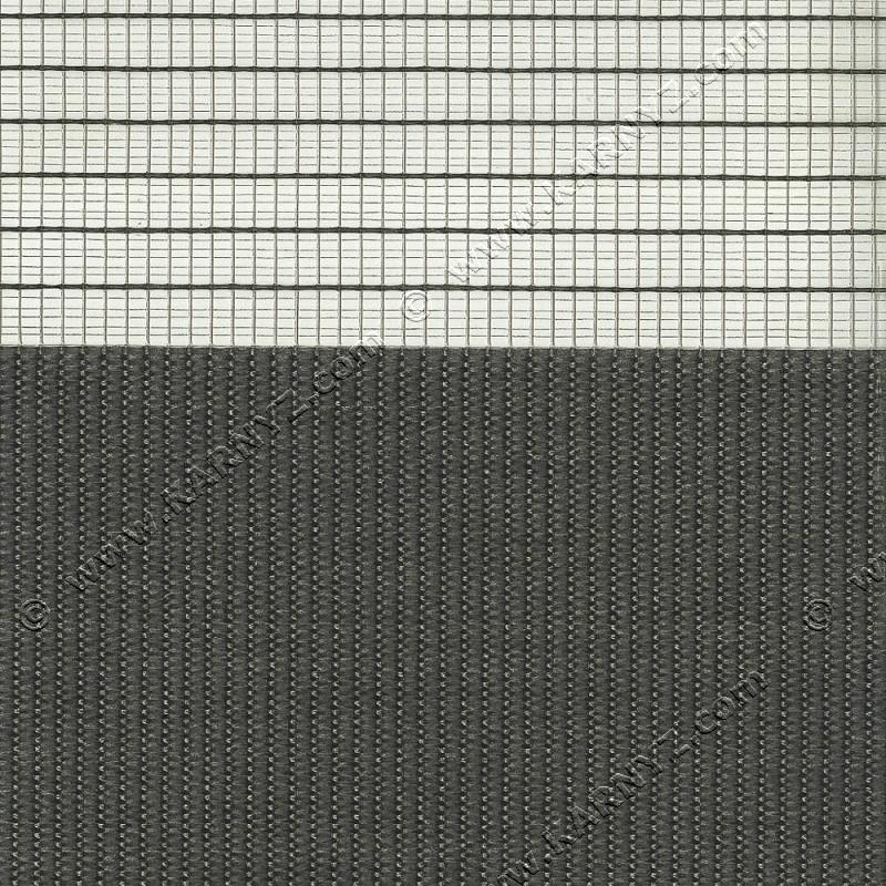 Рулонні штори День-Ніч Феєрія Z-638 сірий