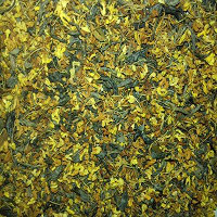 """Зелений  чай """"Абрикосовий зелений"""""""