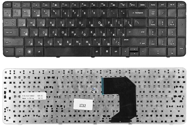 Клавиатура HP Pavilion G7-1000 G7-1200 G7-1300 G7T