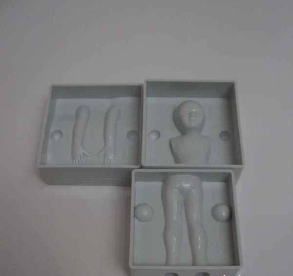 Молд кондитерский пластмассовый Ребенок 3D