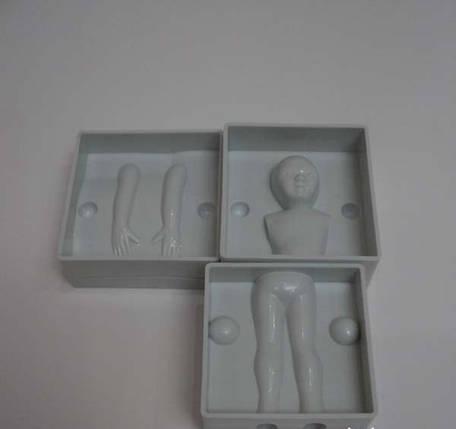 Молд кондитерский пластмассовый Ребенок 3D, фото 2