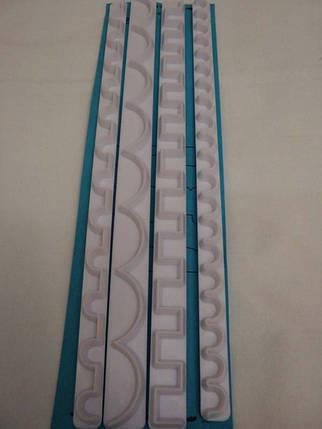 Вырубка кондитерская для мастики ГЕОМЕТРИЯ, фото 2