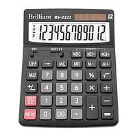 Калькулятор Brilliant BS-2222, 12 розрядів